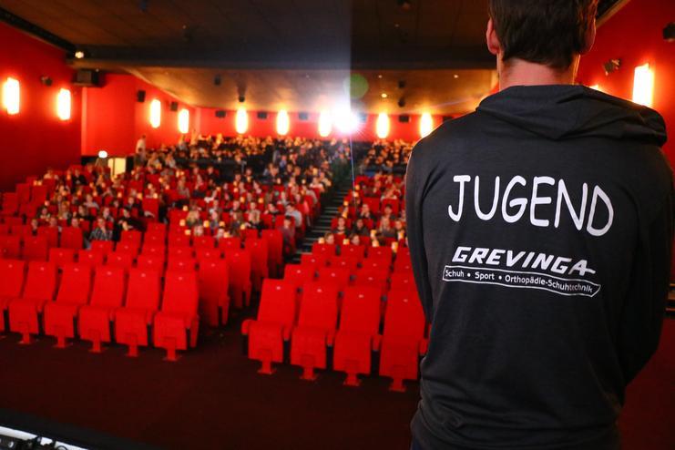 Cinetech Erlebniskino Rheine
