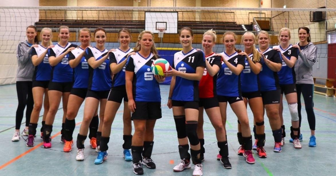 Damen 2 Volleyball Sportarten Tv Jahn Rheine 1885 Ev